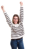 Happy! Stock Photos