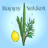 Sukkot Royalty Free Stock Image