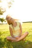 Happy summer Stock Photos
