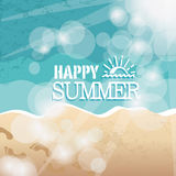 Happy summer Royalty Free Stock Photo