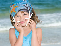 Happy summer vacation Royalty Free Stock Image