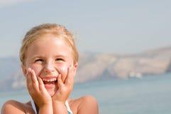 Happy summer vacation Stock Photos