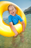 Happy summer vacation Royalty Free Stock Photo