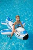 Happy summer vacation royalty free stock photography