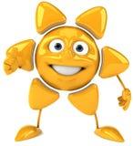 Happy sun Stock Photo