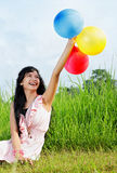 Happy sunny day Royalty Free Stock Images