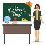 Happy Teacher Day Stock Photo