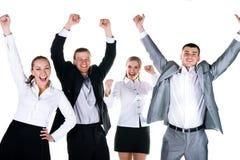 Happy team Stock Photography
