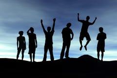 Free Happy Team Stock Images - 1764464