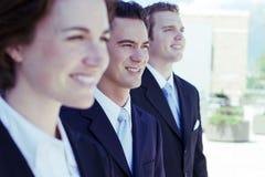 Happy team Stock Photo
