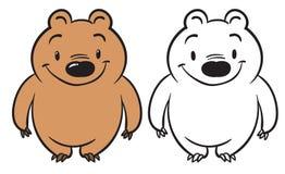 Happy teddy bear Royalty Free Stock Photography