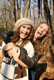 Happy teen Royalty Free Stock Images