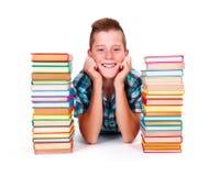 Happy Teen Boy Royalty Free Stock Photos