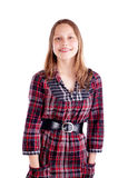 Happy teen girl posing Royalty Free Stock Photo