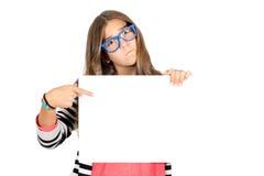Happy teen girl Royalty Free Stock Photography