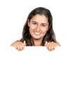 Happy teen girl Stock Photos