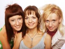 Happy teen girls Royalty Free Stock Image