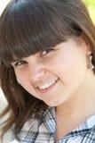 Happy teen portrait Stock Image
