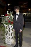 Happy Boy Portrait in Izmir,Turkey royalty free stock images