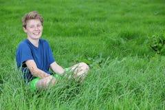 Happy teen Stock Photos