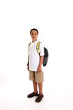 Happy Teenage Boy Royalty Free Stock Photos