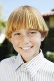 Happy Teenage Boy Stock Photos