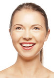 Happy teenage girl Stock Photography
