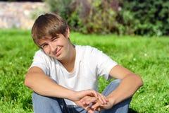 Happy Teenager Stock Photography