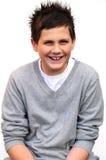 Happy teenager Royalty Free Stock Photos