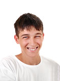 Happy Teenager Portrait Royalty Free Stock Photography