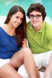 Happy Teenagers Outdoor stock photos