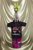 Happy 40th Royalty Free Stock Photo