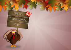Happy Thankgiving Day Royalty Free Stock Photography