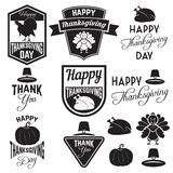 Happy thanks giving day Royalty Free Stock Photo