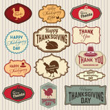 Happy thanks giving day2 Stock Images