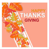 Happy thanks giving day /thank you Stock Photos