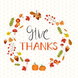 Happy Thanks giving vector background vector illustration