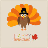 Happy Thanks giving Royalty Free Stock Photo