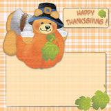 Happy thanksgiving Royalty Free Stock Photos