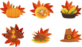 Happy Thanksgiving Royalty Free Stock Images
