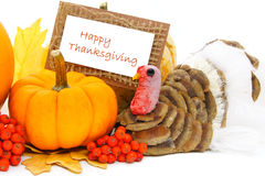 Happy Thanksgiving stock photos