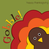 Happy Thanksgiving! Stock Photos