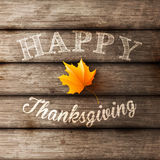 Happy Thanksgiving Background Stock Images