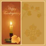 Happy Thanksgiving background Royalty Free Stock Image