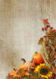 Happy Thanksgiving Card royalty free stock photo
