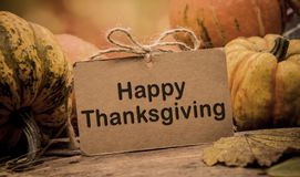 Free Happy Thanksgiving Day Stock Image - 127181201