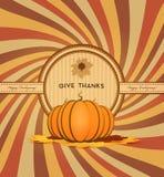 Happy Thanksgiving Royalty Free Stock Photo