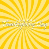 Happy Thanksgiving Day background Royalty Free Stock Photography