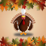 Happy Thanksgiving Day stock illustration