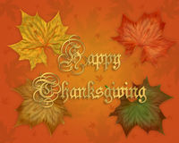 Happy Thanksgiving design royalty free stock photo